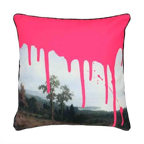 Artistic Cushion Pink