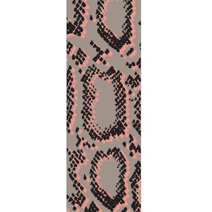 Scaled 2 - Skinny Scarf