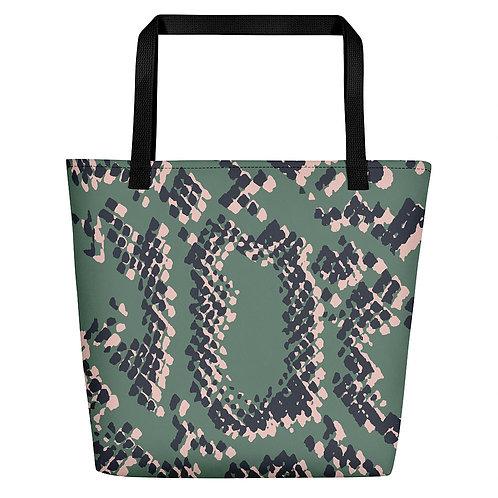 Scaled 1 - Tote Bag