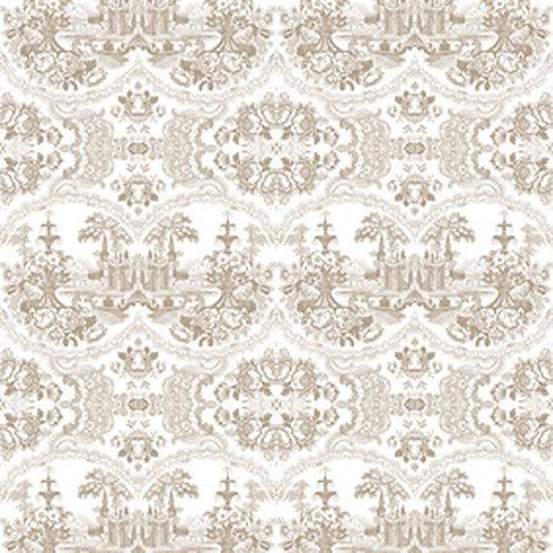 Delft Baroque Wallpaper