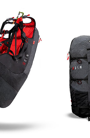 Gin VERSO 3 Reversible Hike&Fly
