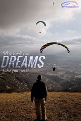 Paragliding dreams become reality