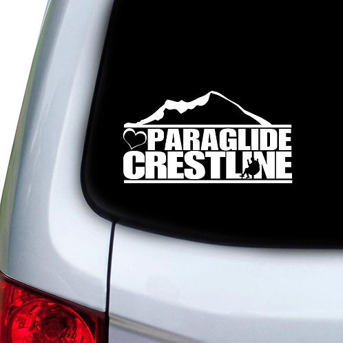 Vehicle Decal CRESTLINE