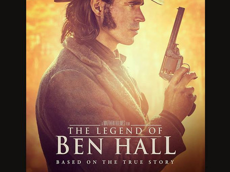 The Legend Of Ben Hall World Premiere