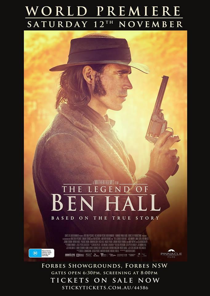 The Legend Of Ben Hall World Premiere