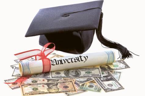 Degree University Money