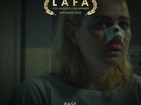 RAGE: Best Narrative Feature at LA Film Awards