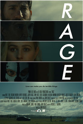Rage Official Movie Poster
