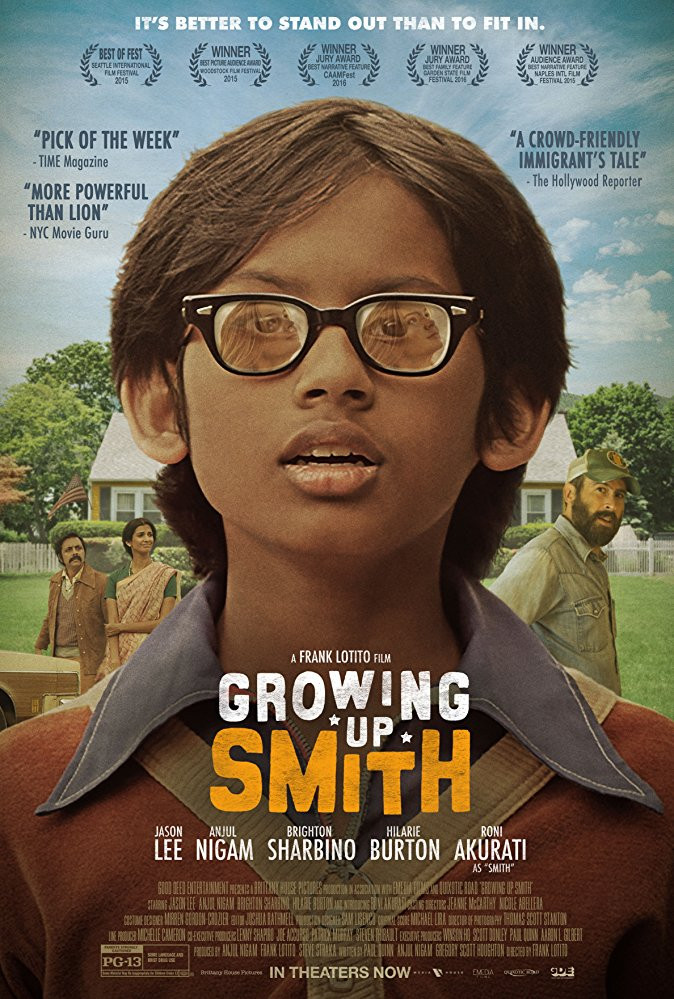 Growing Up Smith Film Premiere Poster