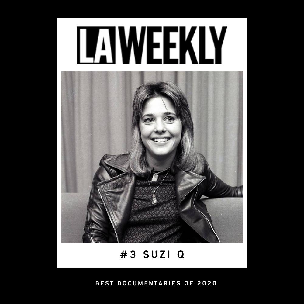 LA Weekly Suzi Q Best Documentaries of 2020
