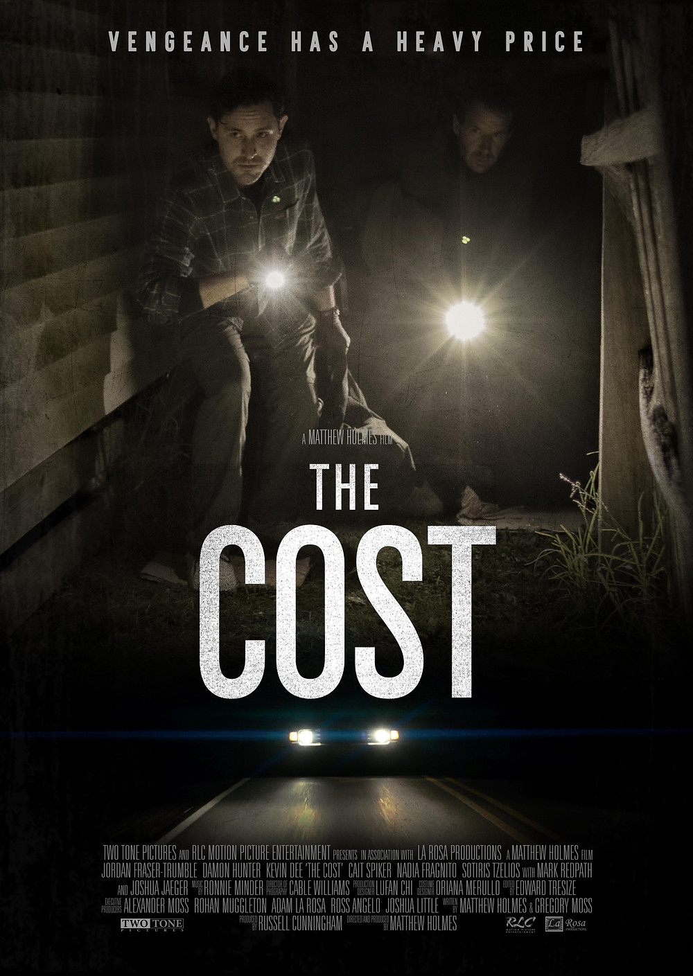 The Cost film poster