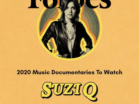 Forbes Recommends SUZI Q