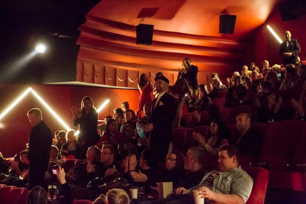 The Legend Of Ben Hall Film Premiere Adam La Rosa Actor Executive Producer