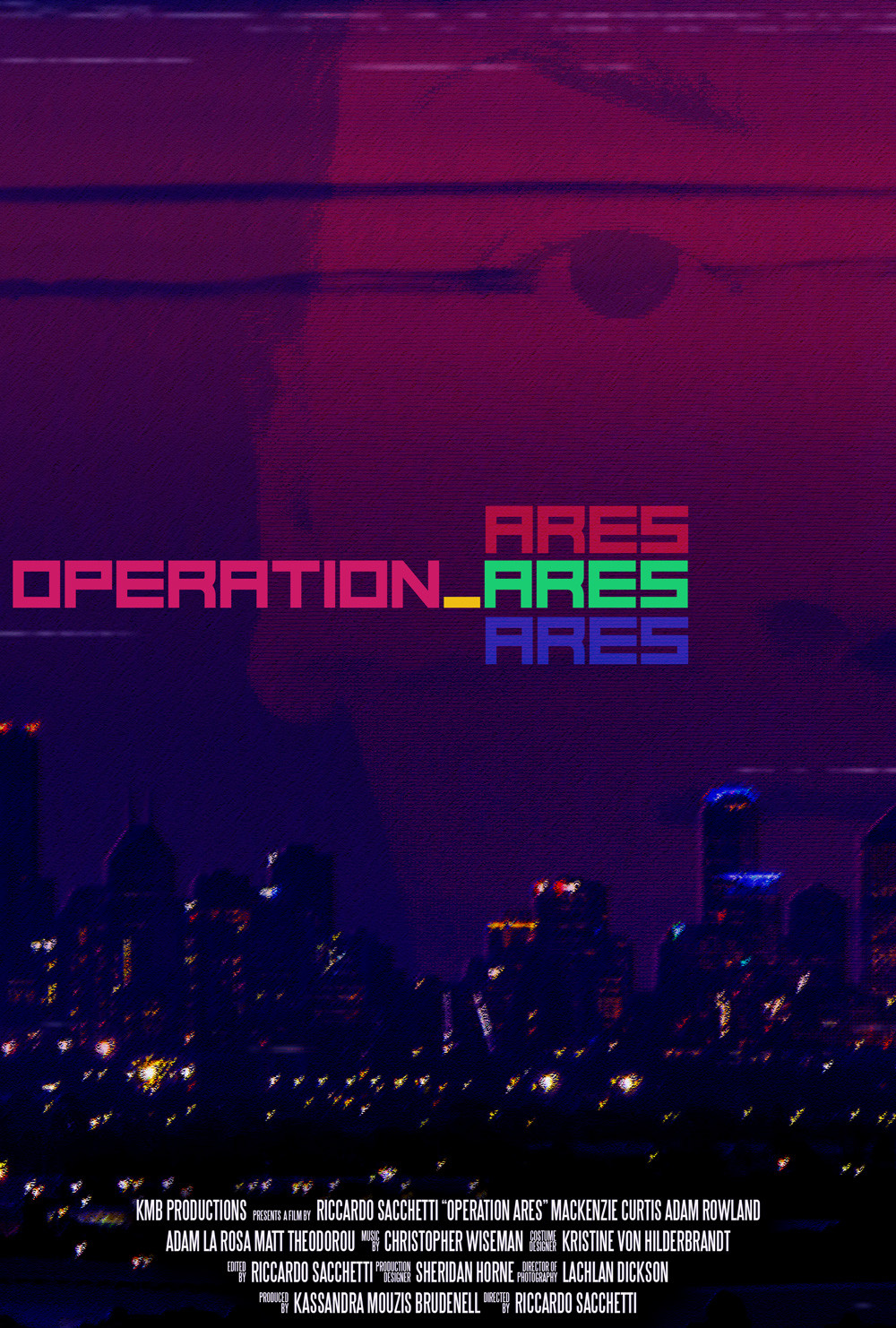 Operation Ares Film Adam La Rosa Actor