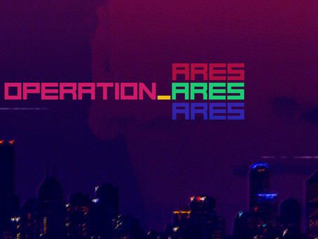 Operation Ares Mission Live & Activated
