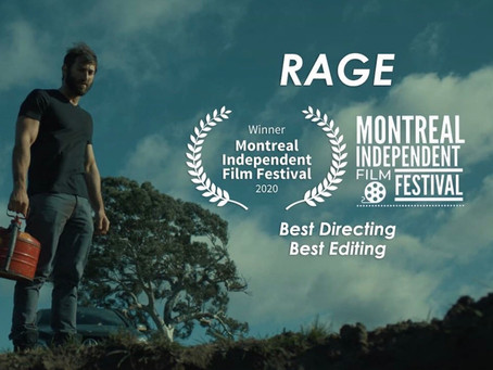 RAGE Bags Two More Awards In Canada