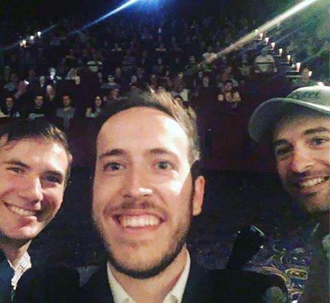 Adam La Rosa Film Premiere MC