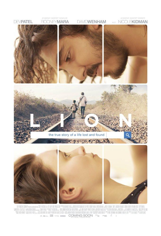 Lion Film Poster Garth Davis