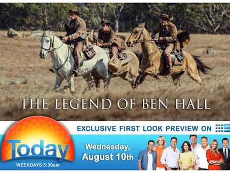 Exclusive Official Teaser Trailer Airs on Australian TV