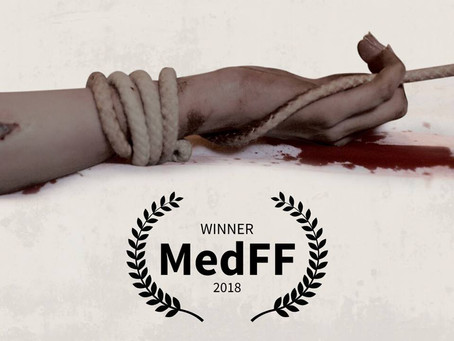 'Best Thriller' Award Confirmed At Mediterranean Film Festival