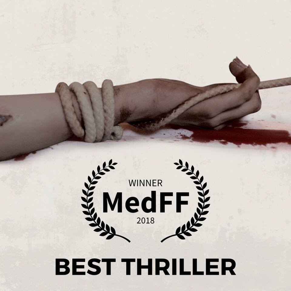 Best Thriller winner - Mediterranean Film Festival