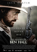 Th Legend Of Ben Hal Film Poster Adam La Rosa