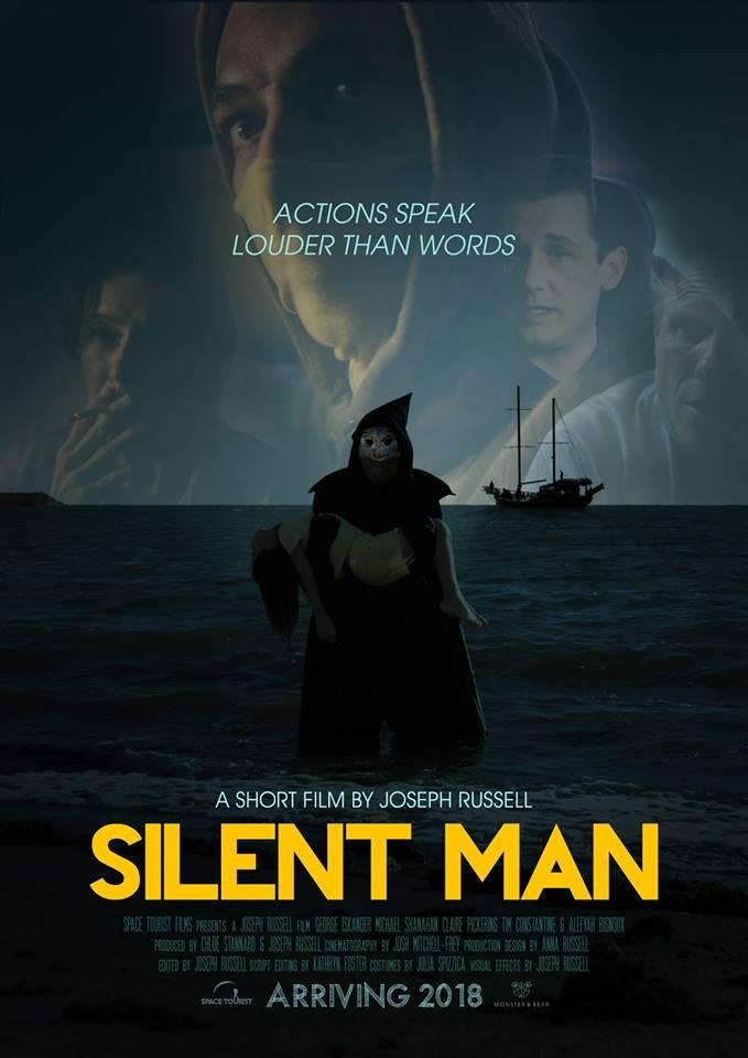 Silent Man Film Adam La Rosa Joseph Russell