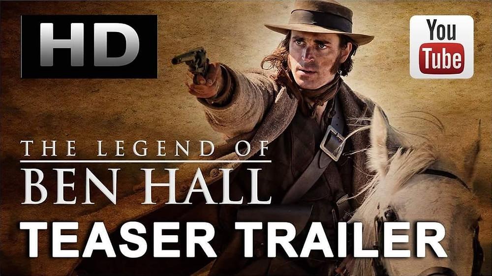 The Legend Of Ben Hall Teaser Trailer