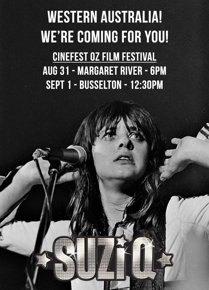 SUZI Q, The Capitol, MIFF, Premiere