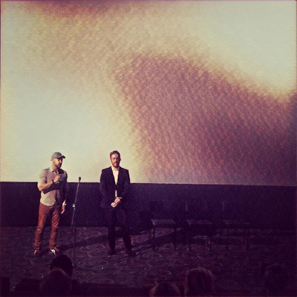 Adam La Rosa MC The Legend Of Ben Hall Film Premiere