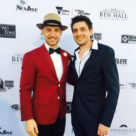 'The Legend Of Ben Hall' Premiere