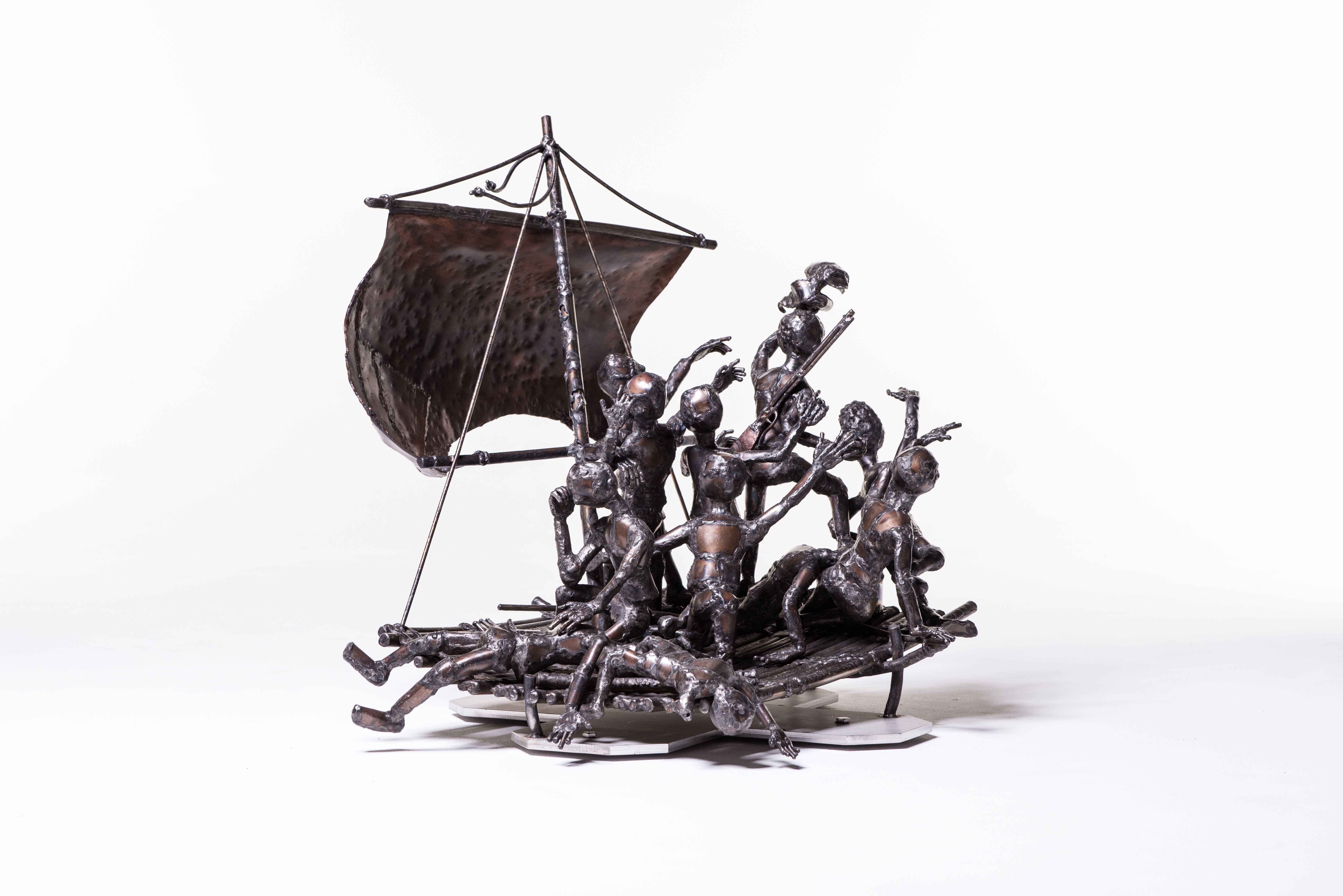 Survivors of The Laft of Medusa