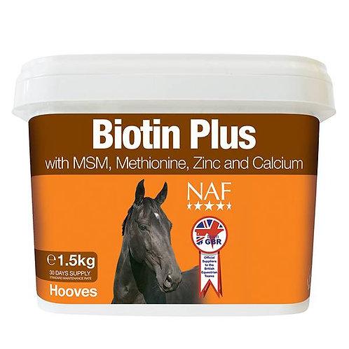 BIOTIN PLUS 1,5 KG