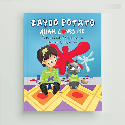 Zaydo Potato - Allah Loves Me