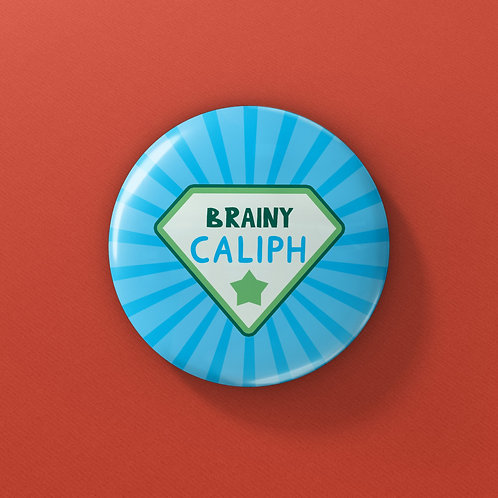 OSM Buttons - Brainy Caliph Series