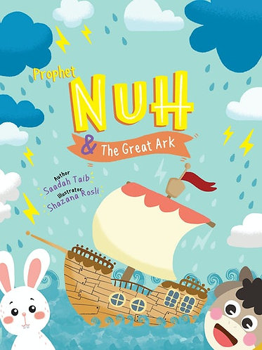 PROPHET NUH & THE GREAT ARK ACTIVITY BOOK