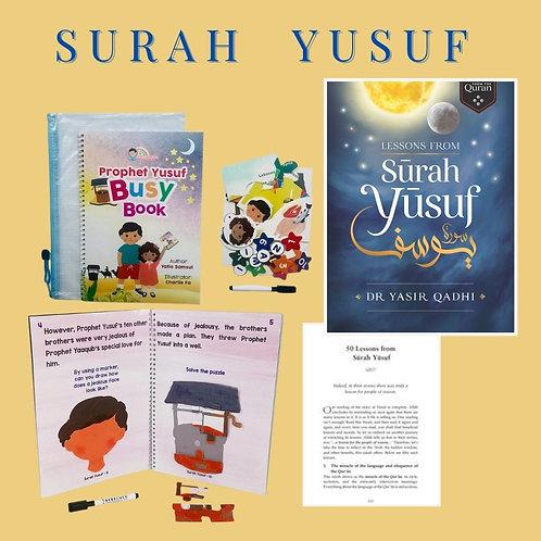 Prophet Yusuf Bundle: Parent & Child