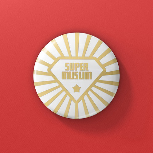 OSM Buttons - Super Muslim
