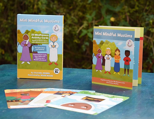 Mini Mindful Muslim Cards