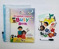Yusuf Busy Book only.jpg