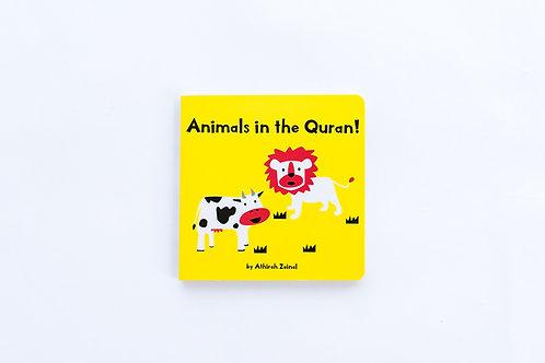 Animals in the Quran! board book