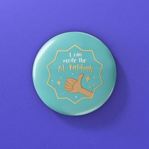 OSM Buttons - I Can Recite Al-Fatihah