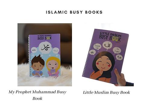 Busy Book Bundle Special