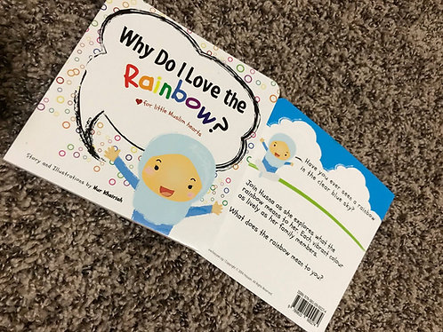 Board Book: Why Do I Love the Rainbow?