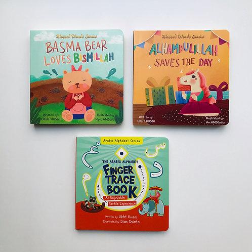 Homely Hammocks Board Books Bundle