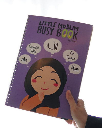 Little Muslim Busy Book