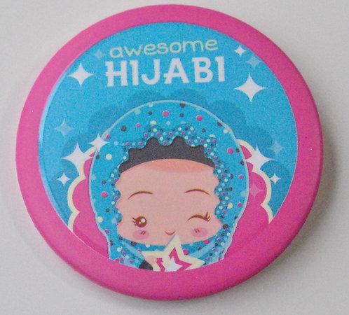 OSM Buttons - Hijabi Series