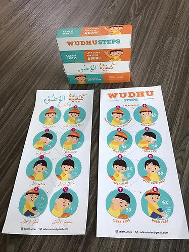 Waterproof Wudhu Poster