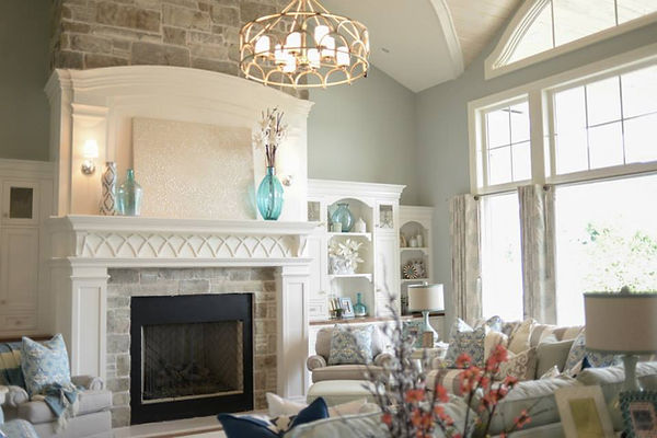 Custom mantle design