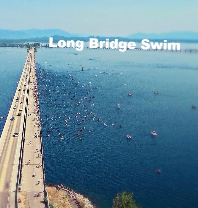 Long Bridge Swim
